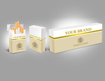 Lights cigarette toll manufacturing