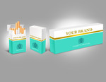 toll manufacture menthol kings and 100mm hardtop